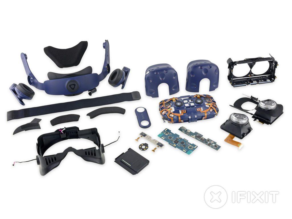 iFixit HTC Vive Pro