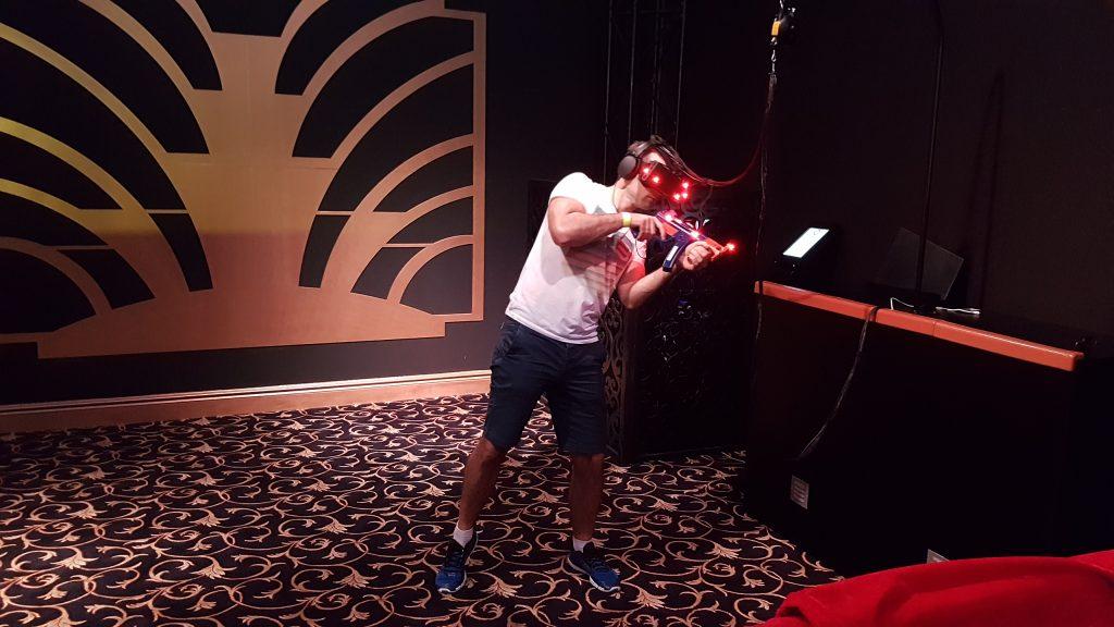 John Wick VR Dubai