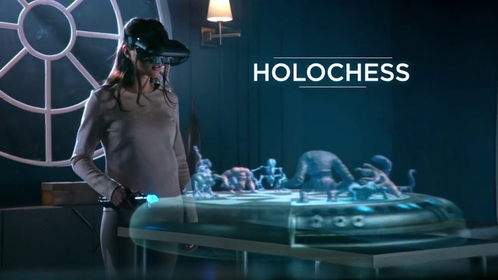 HoloChess Star Wars Jedi Challenges iPhone iOS11