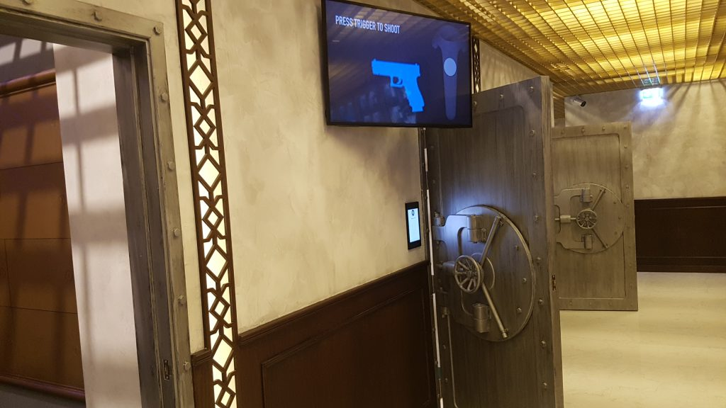 Payday 2 in Dubai