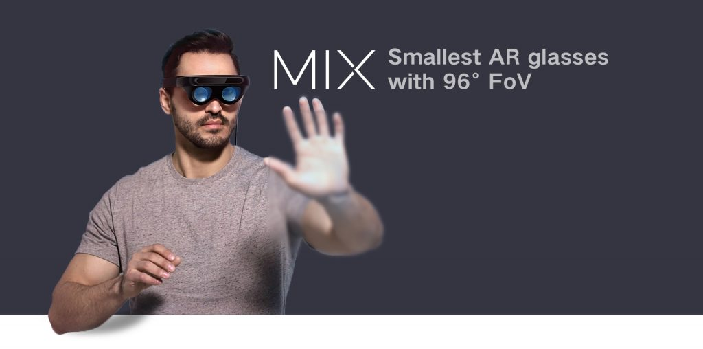 MIX AR Brille AntVR