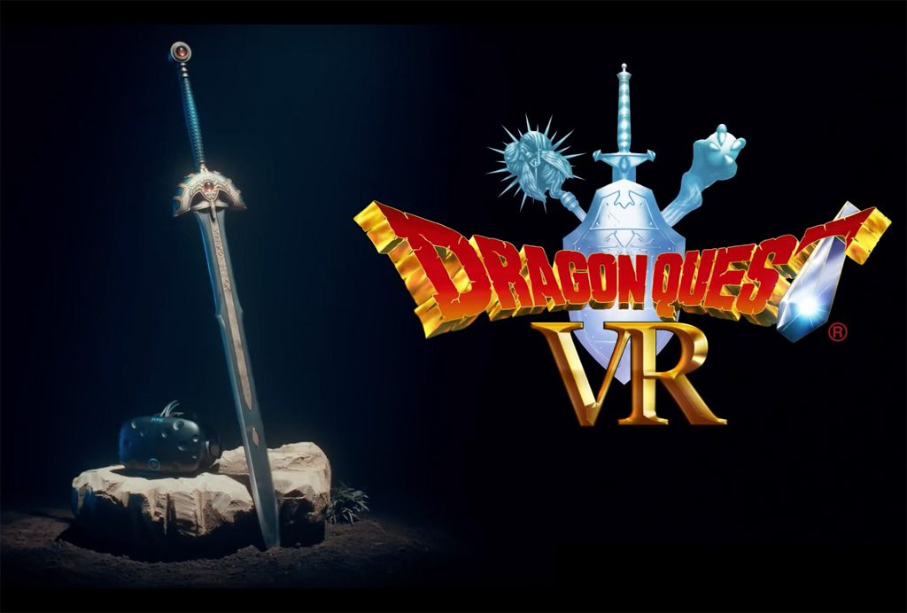 VR Zone Dragon Quest VR