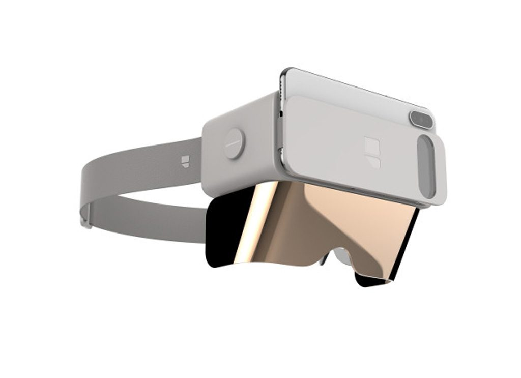 Ghost AR Brille Augmented Reality