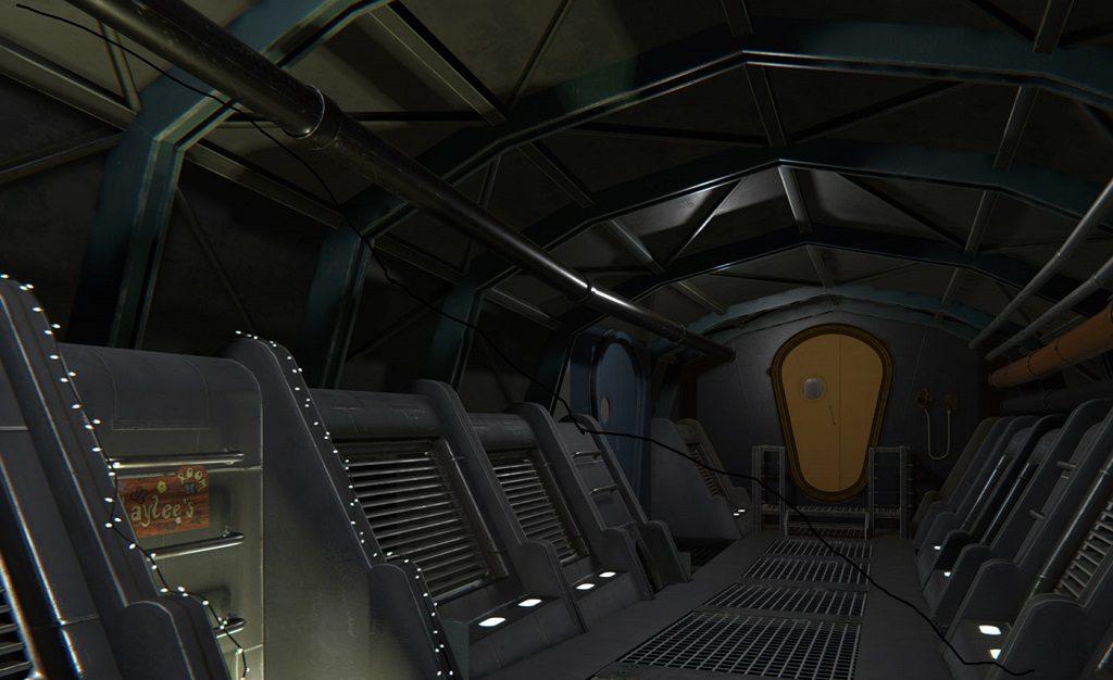 Serenity VR FIrefly