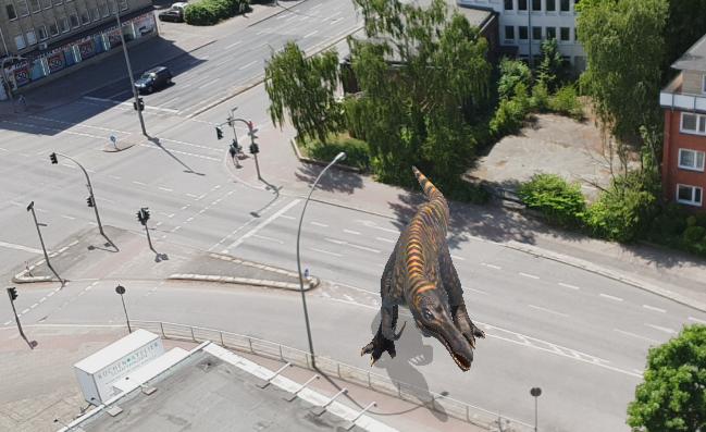 Jurassic World Alive 1
