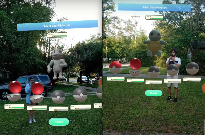 Pokemon-AR-Mobile-ARCore-ARKit-Fanproject