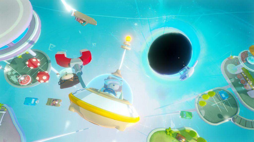 Starbear: Taxi Oculus Rift