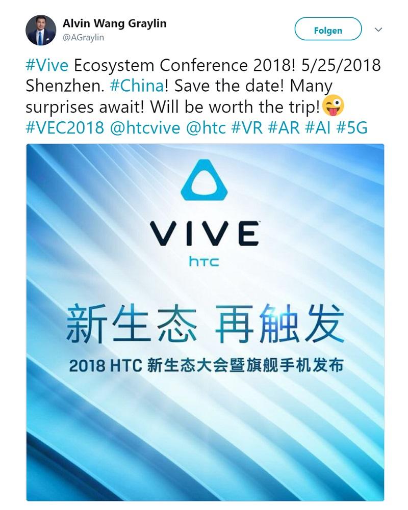 Vive-Konferenz