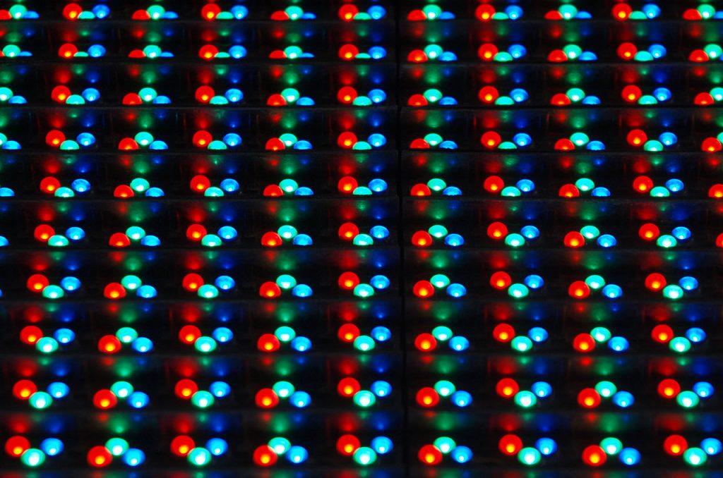 Auflösung, Pixel, Matrix