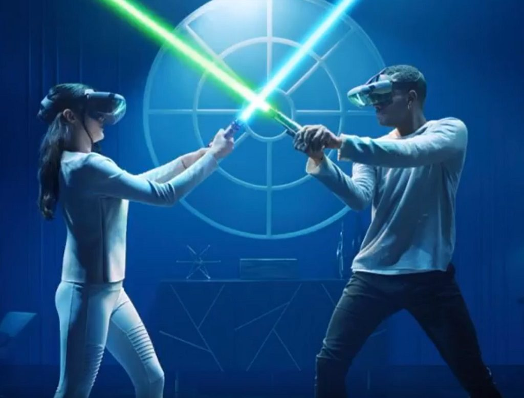 Star Wras: Jedi Challenge Lenovo