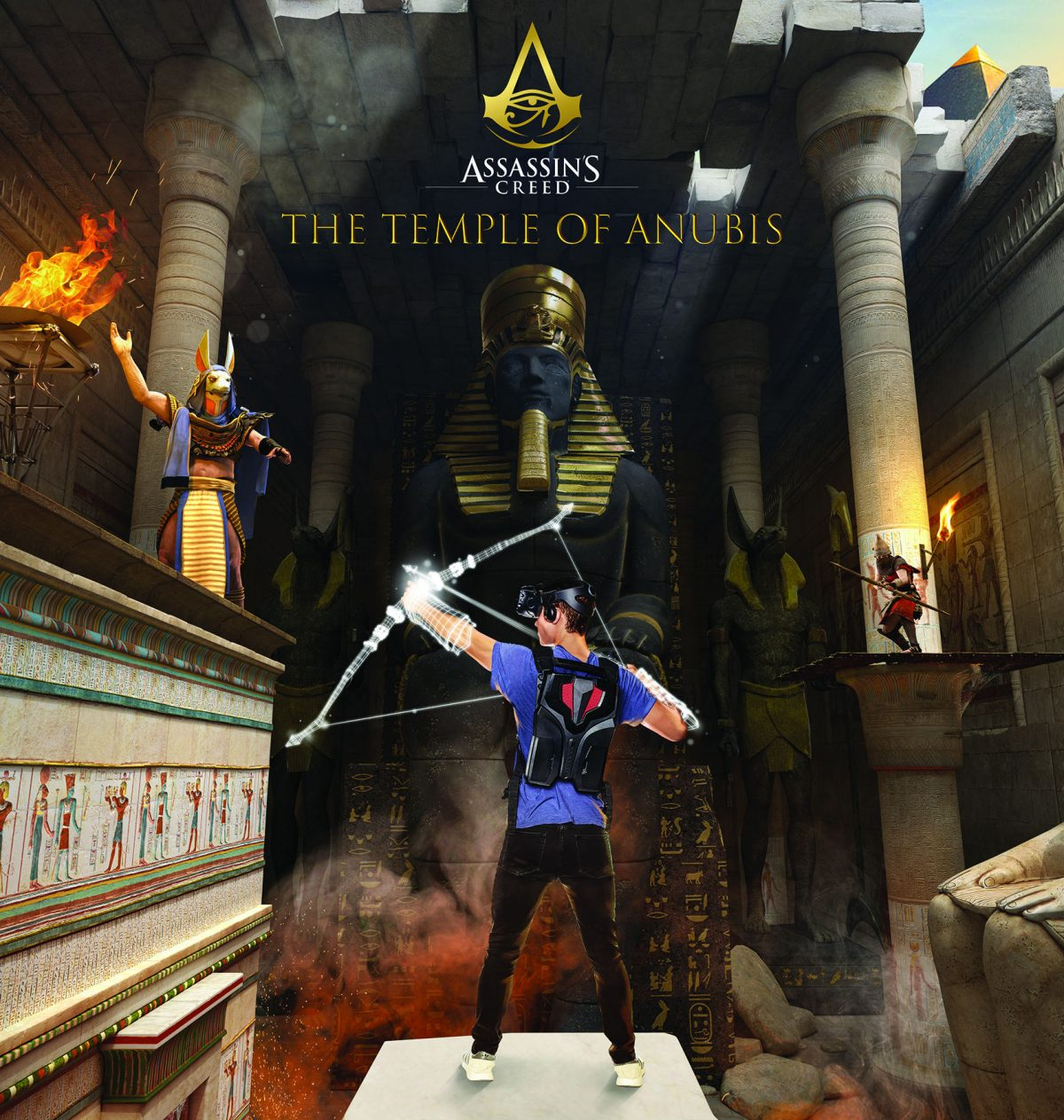 Assassin's-Creed-The-Temple-of-Anubis-Ubisoft