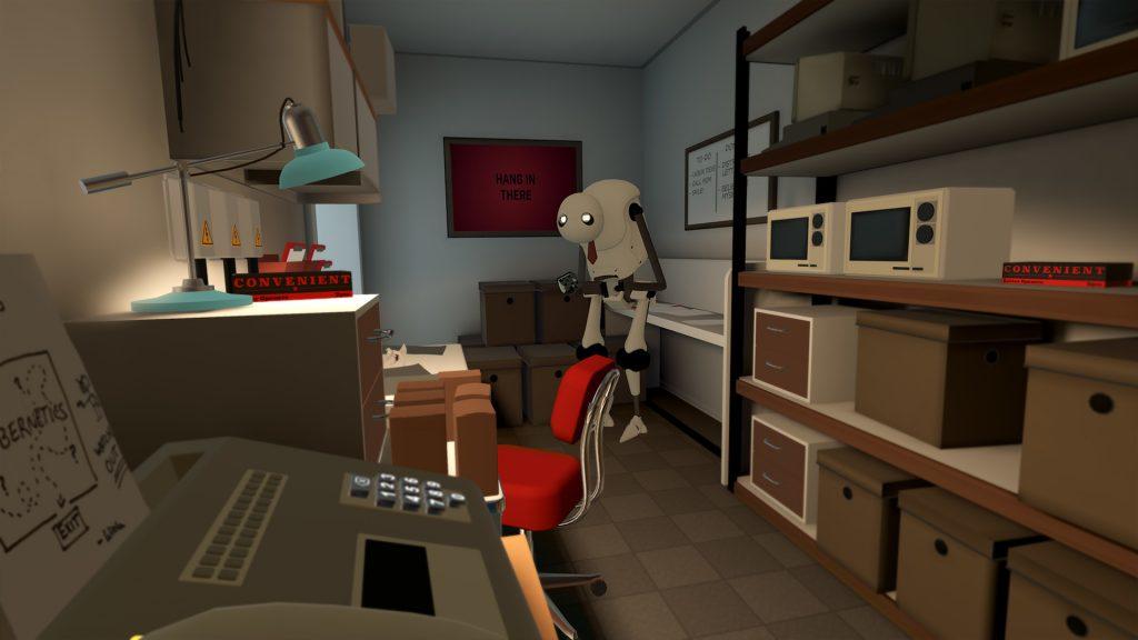 Budget Cuts Oculus Rift