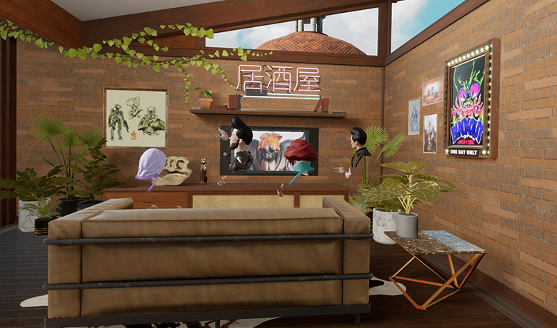 Oculus Home Multiplayer mit Screen-Sharing und Free Locomotion veröffentlicht