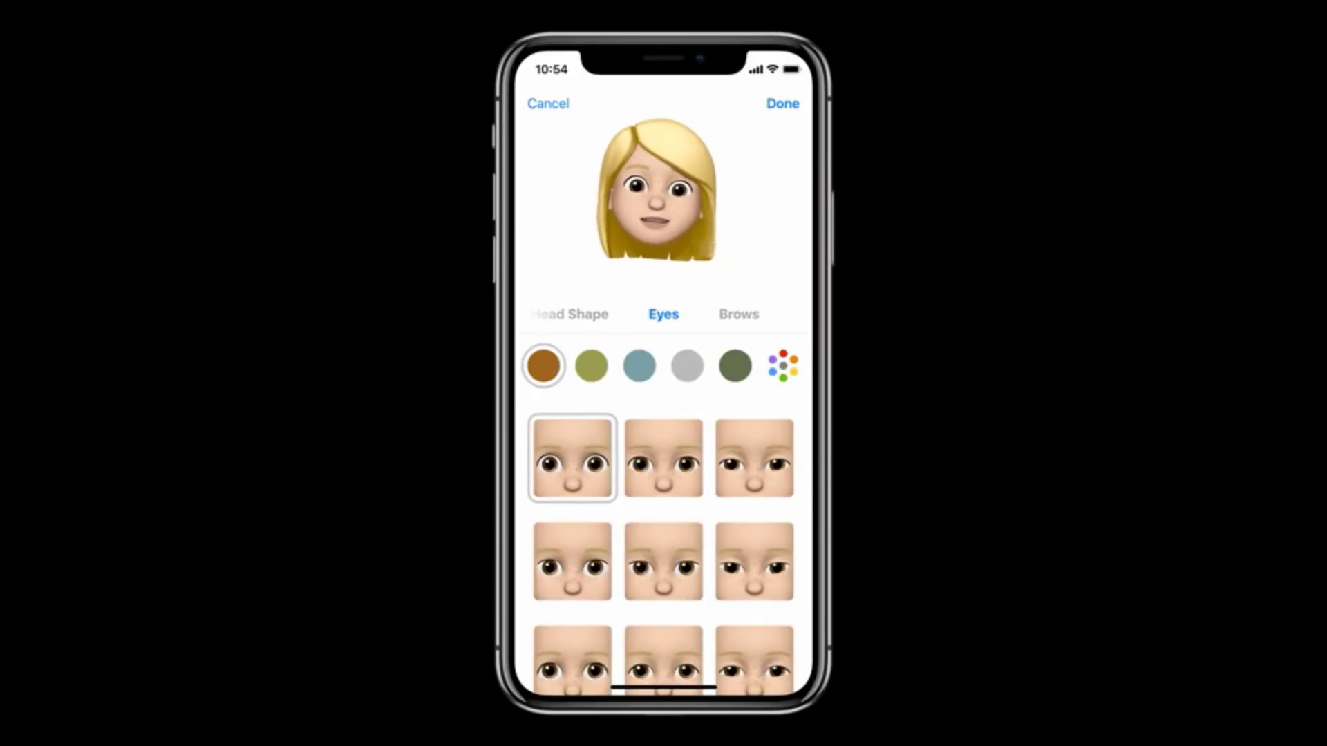 Apple-WWDC-iOS-12-Memoji