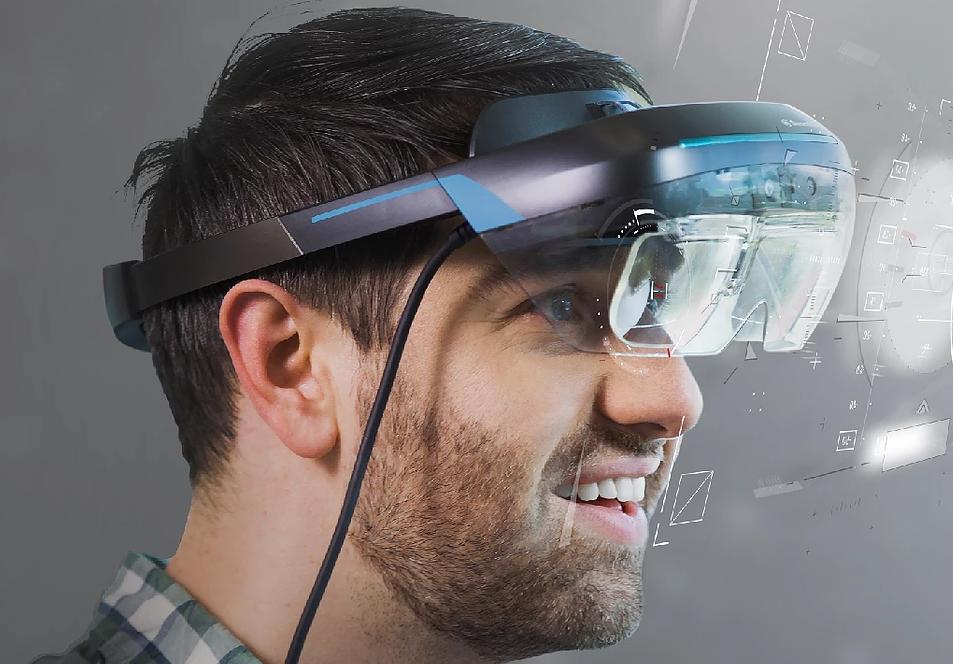DreamGlass AR Headset