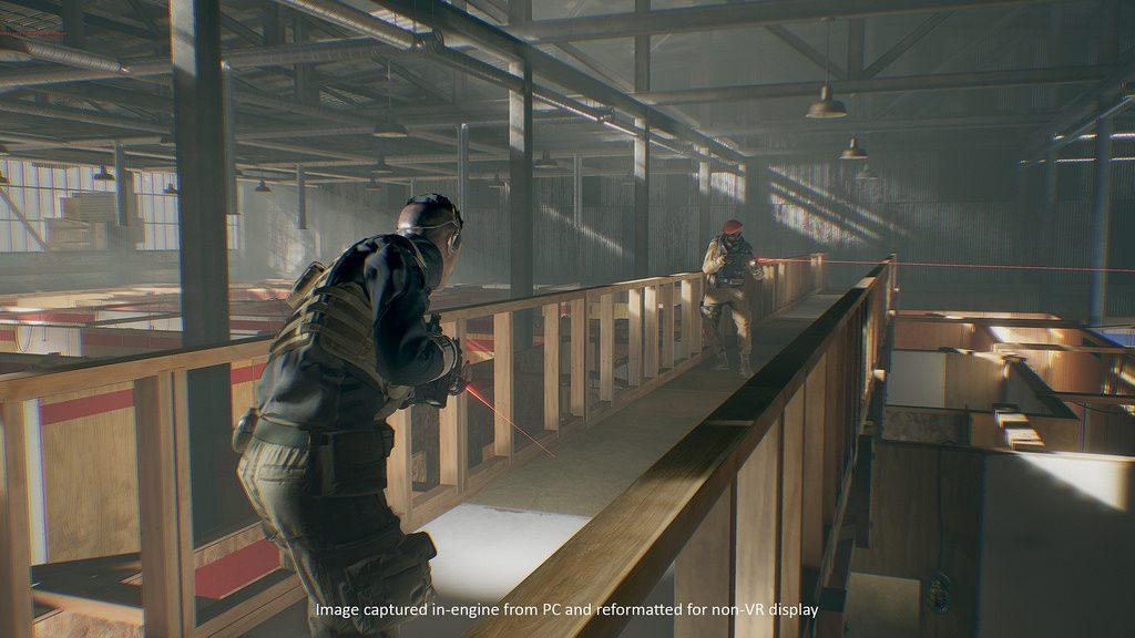 Firewall Zero Hour PlayStation VR