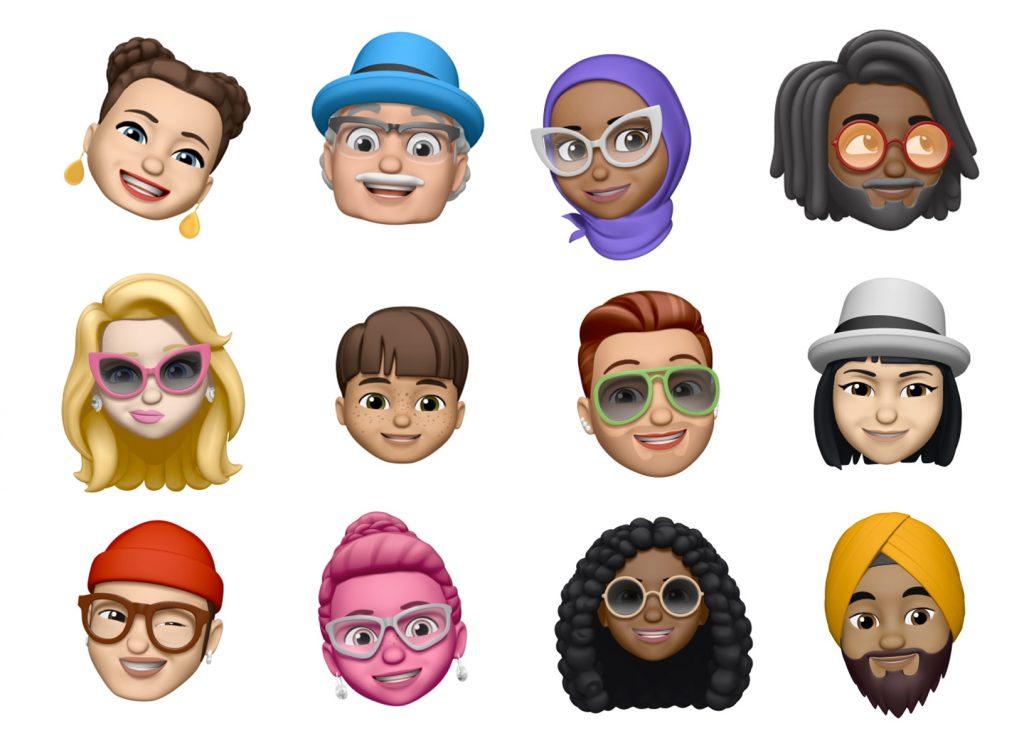 Apple-WWDC-iOS-12-Memoji