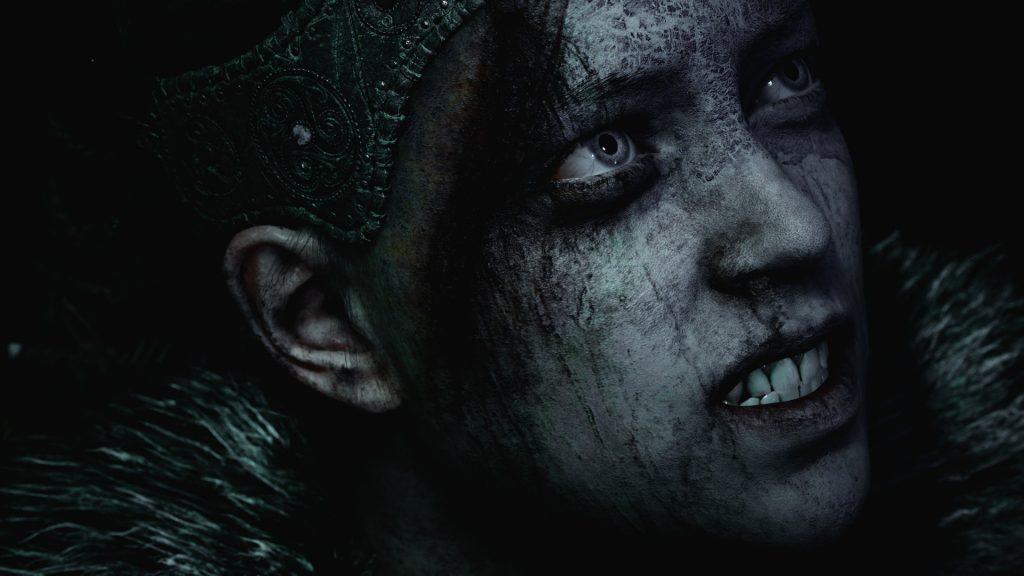 Hellblade face