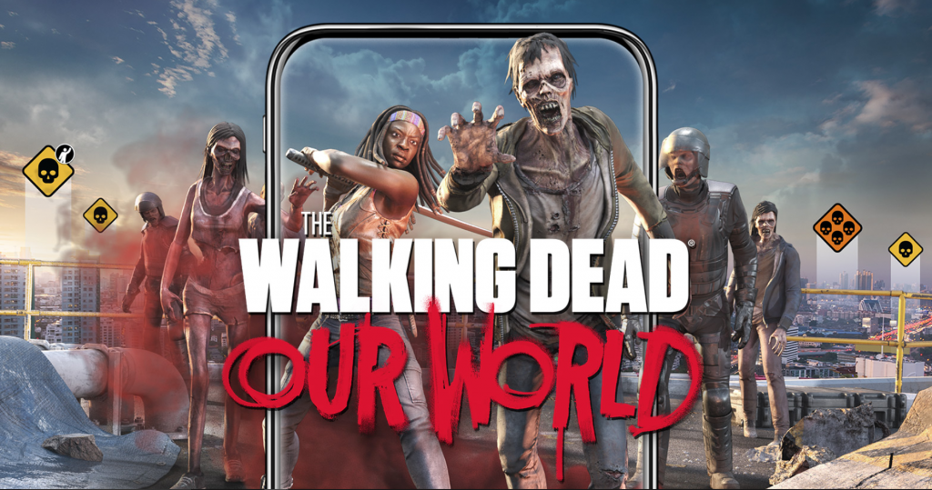 The-walking-dead-our-world-ar-augmented-reality-android-ios