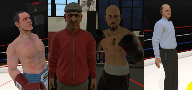 Thrill of Fight HTC Vive