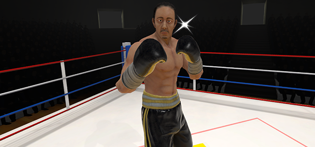 Thrill of Fight Oculus Rift