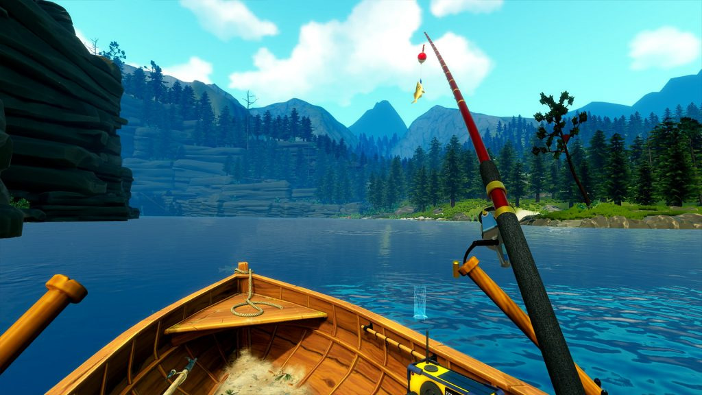 Catch & Release Oculus Rift