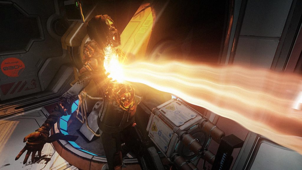 The Persistence PlayStation VR PSVR