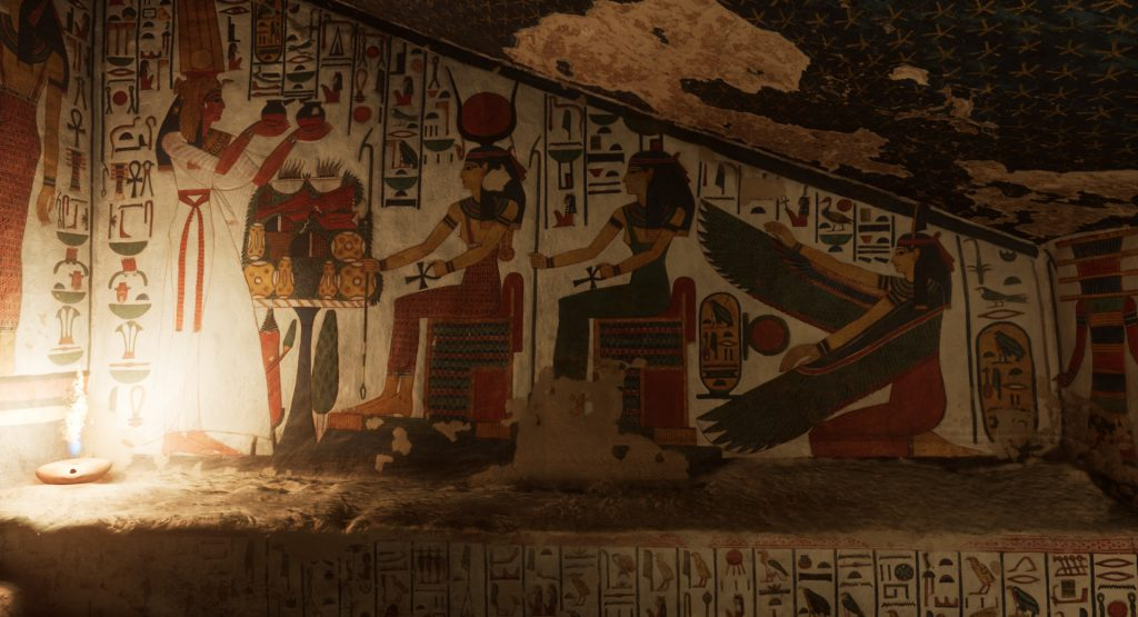 Nefertari-Journey-to-Eternity-Steam-Oculus-Rift-HTC-Vive