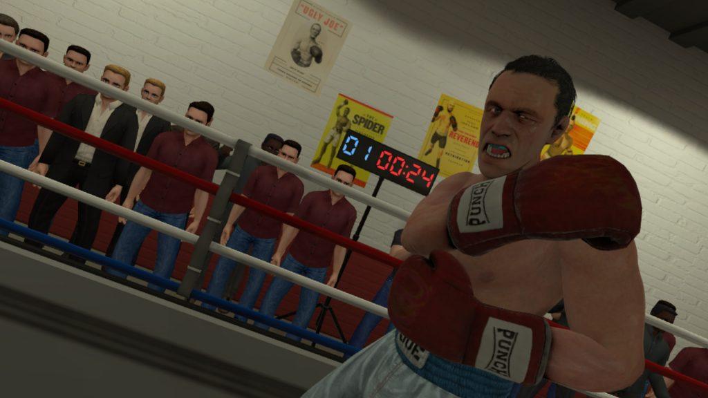 Thrill of Fight