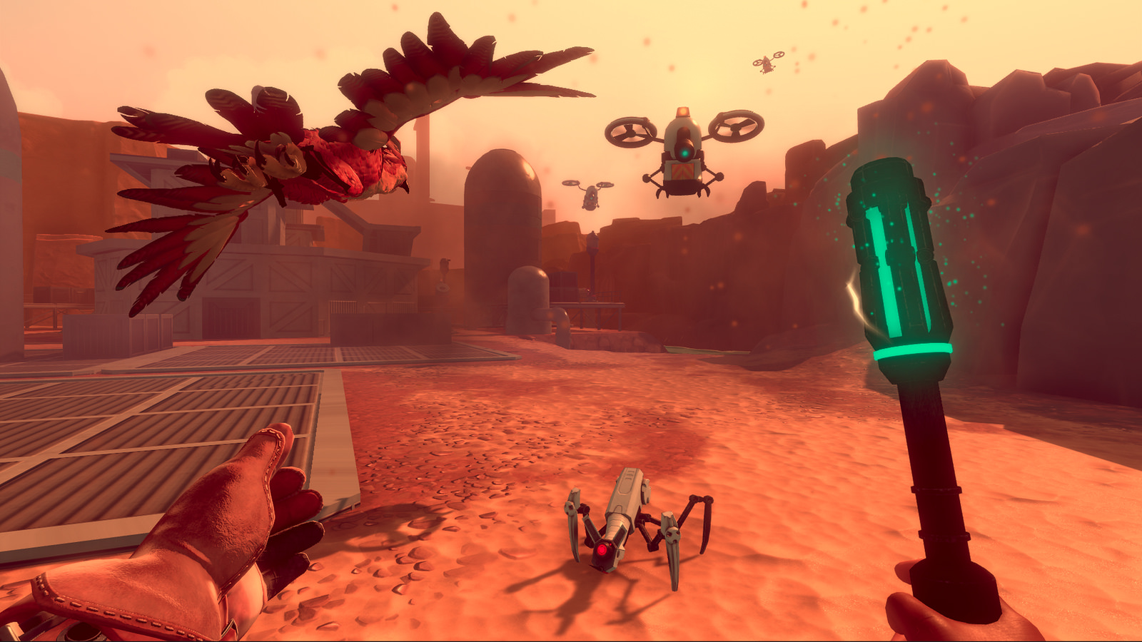 Falcon-Age-PlayStation-VR-PSVR