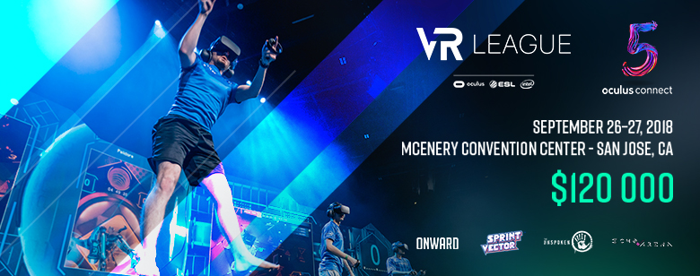 VR-League-Oculus-Connect-5