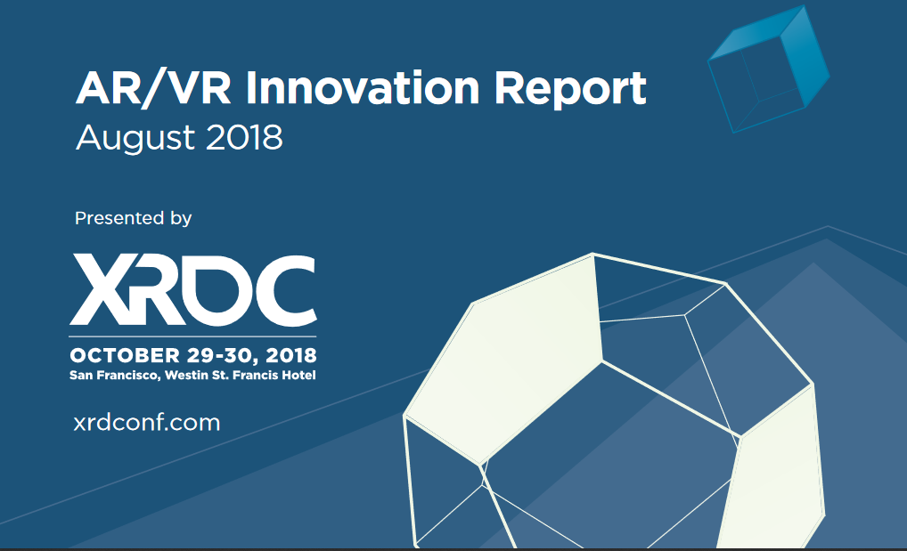 XRDC-VR-AR-MR-Innovation-Report