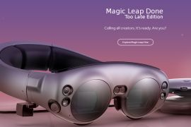 Magic Leap Done