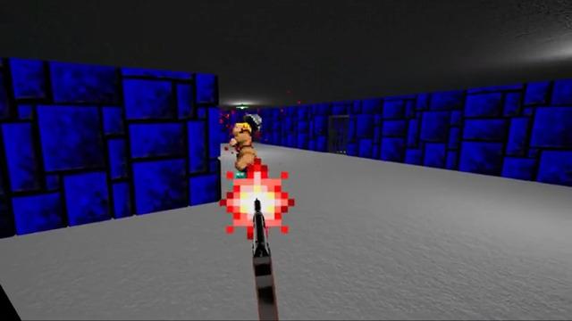 Wolfenstein-3D-Mod