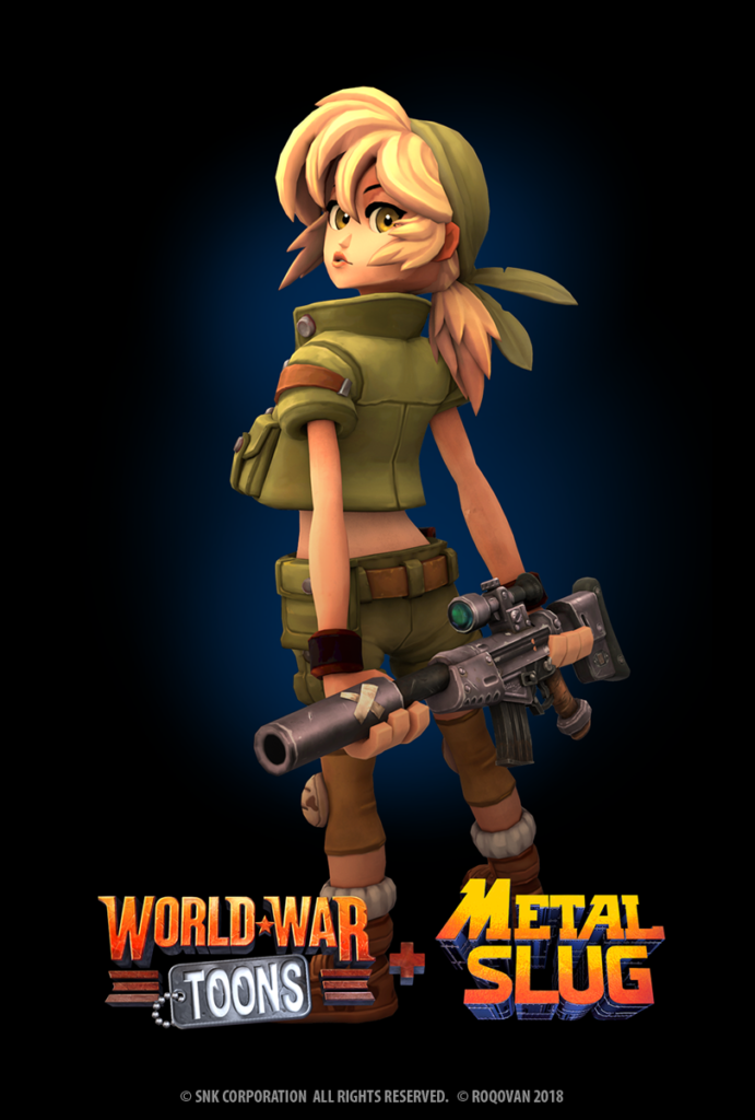 WWT:MSVR-World-War-Toons-Metal-Slug-VR-Arcades