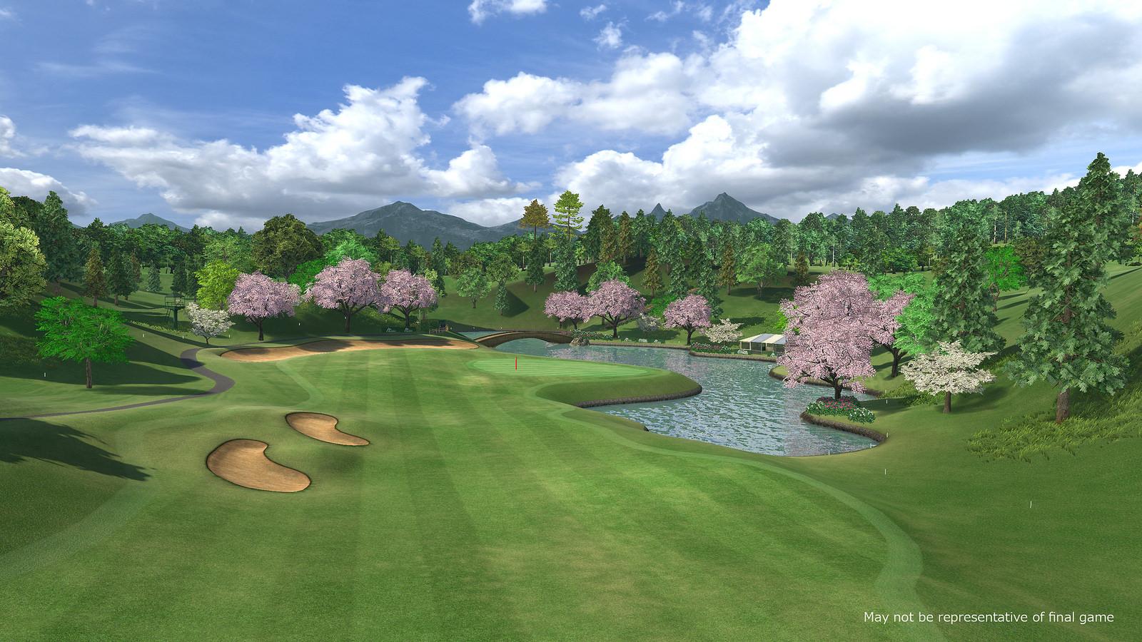 Everybody's-Golf-VR-PlayStatoin-VR-PSVR