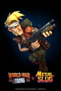 WWT:MSVR-World-War-Toons-Metal-Slug-VR-Arcades