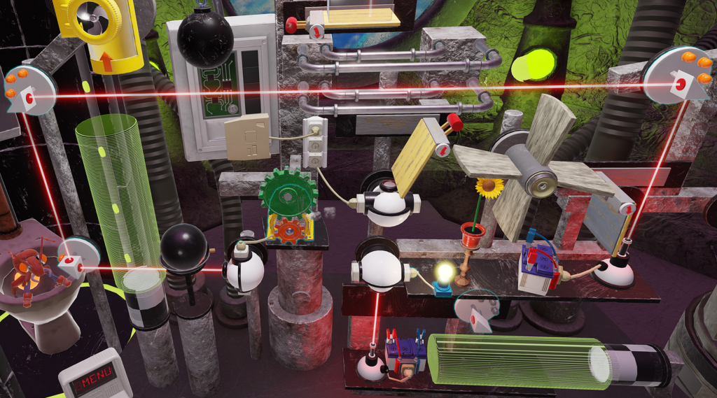 Crazy Machines VR 2