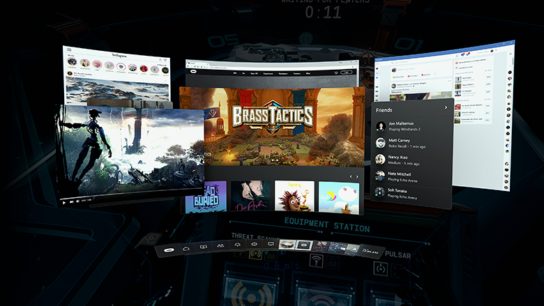 Oculus-Home-Oculus-Core-2.0-Oculus-Dash-Rift