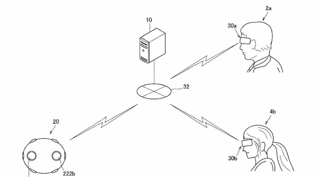 Sony-Patent-lokaler-Multiplayer-VR