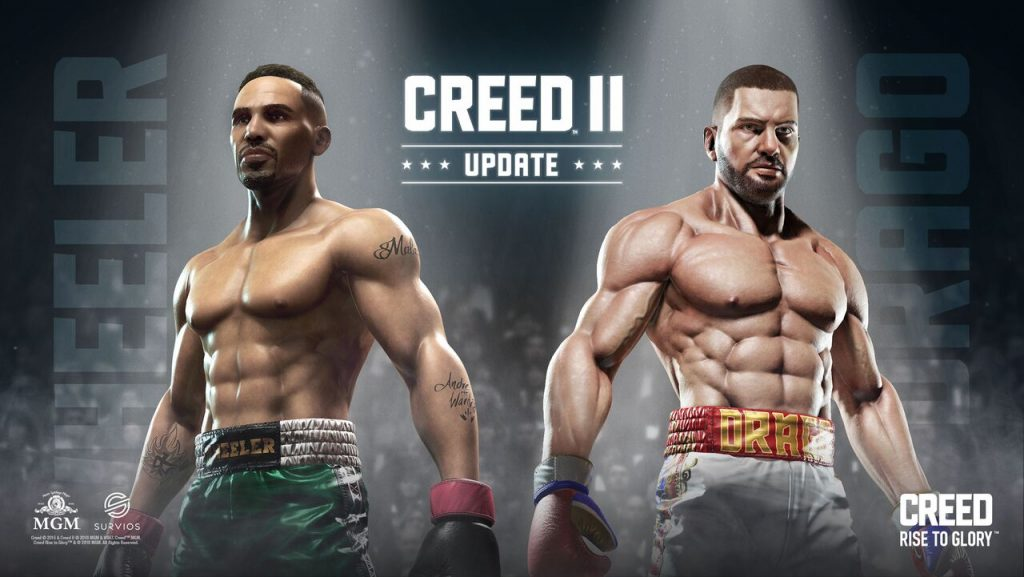 Creed Update
