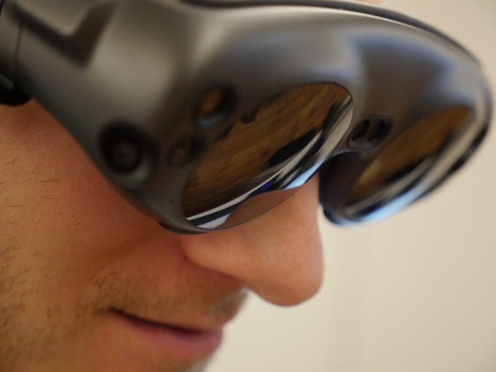 Magic Leap One Tracking