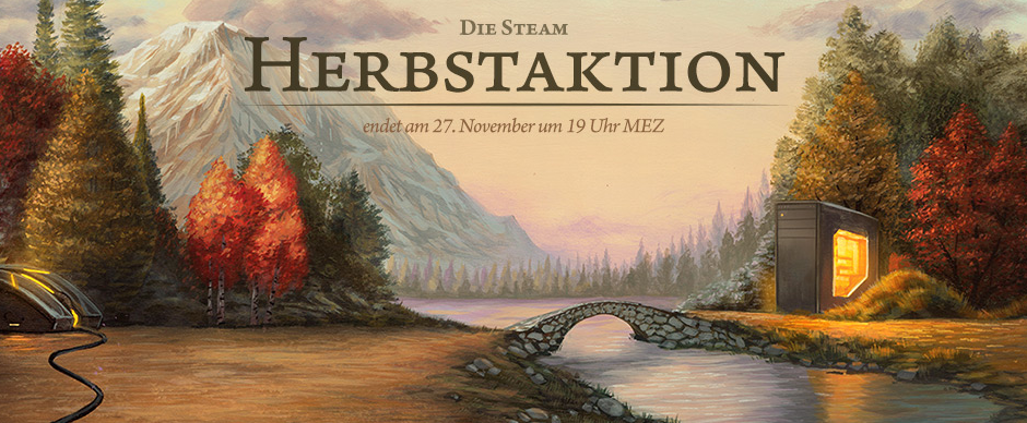Steam-Herbst-Sale