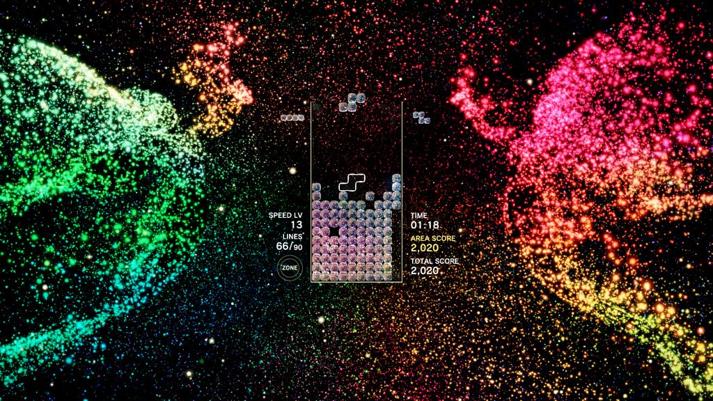 Tetris Effect Farben