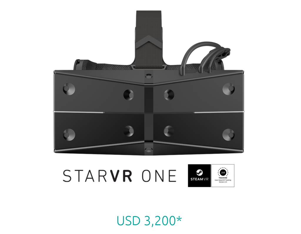 StarVR One Development Kit