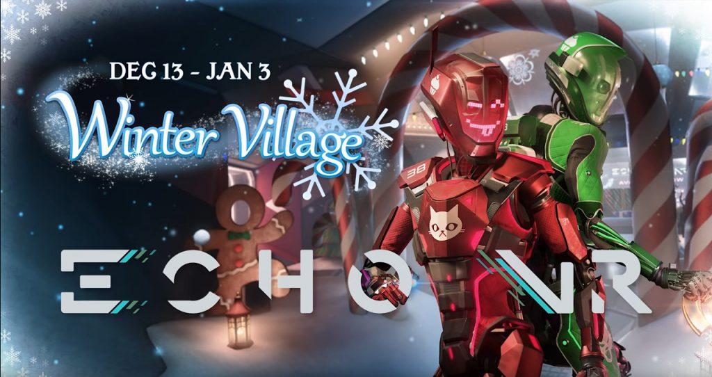 Echo-VR-Winter-Village-Oculus-Rift