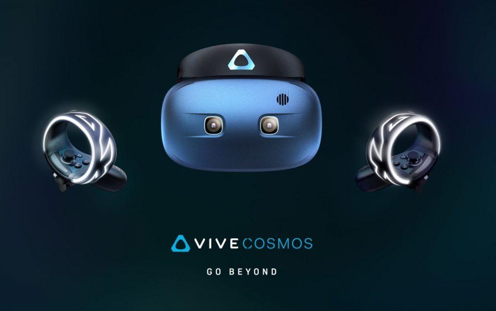 Vive Cosmos 3