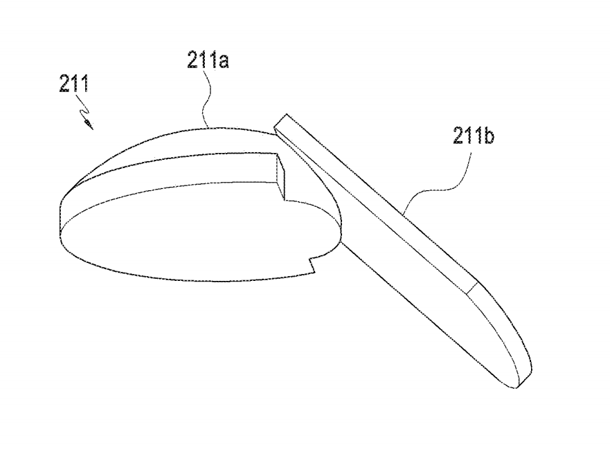 Samsung Patent Curved 3