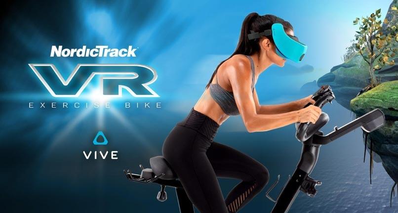 NordicTrack-VR-Heimtrainer