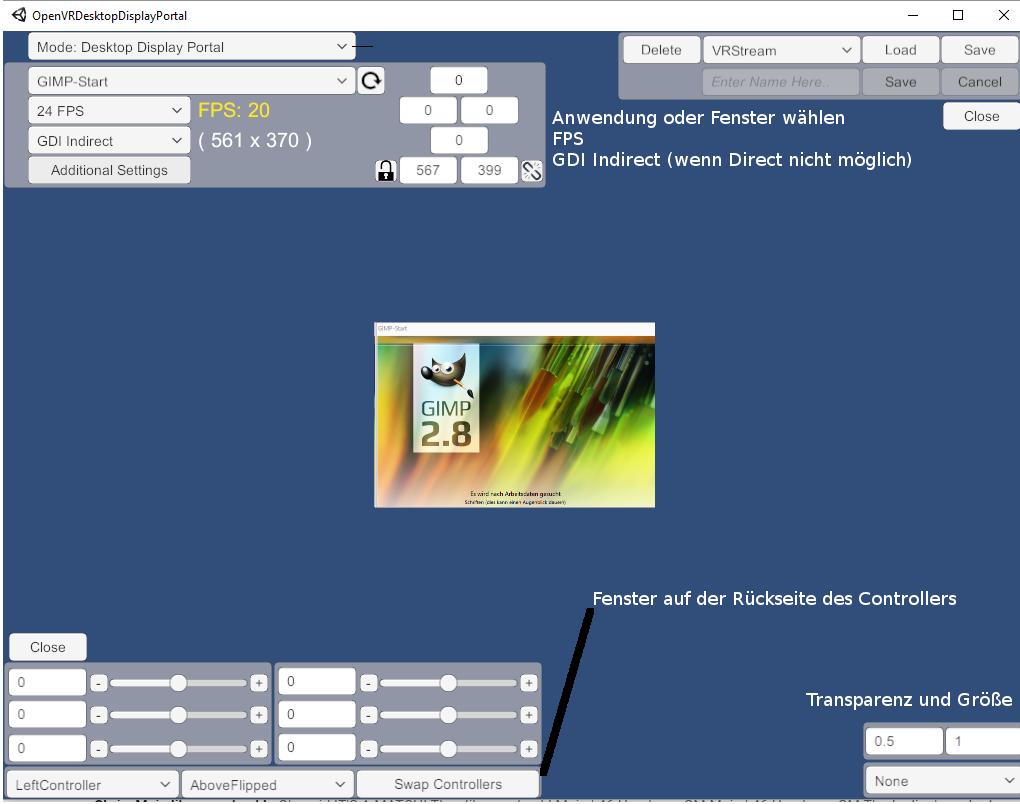 OpenVRDesktop